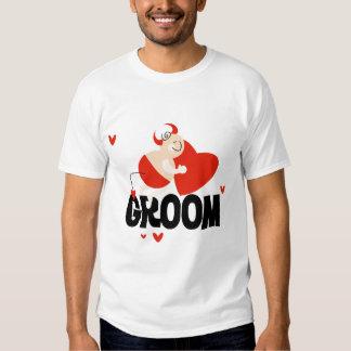 Camisetas y regalos del novio del diablo camisas