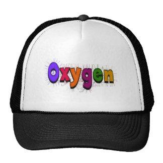 """Camisetas y regalos del """"oxígeno"""" del terapeuta re gorra"""