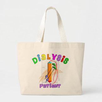 Camisetas y regalos del paciente de diálisis bolsa