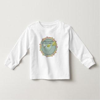 Camisetas y regalos del pájaro de los niños