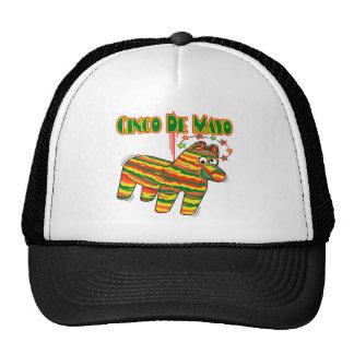 Camisetas y regalos del Pinata de Cinco de Mayo Gorro