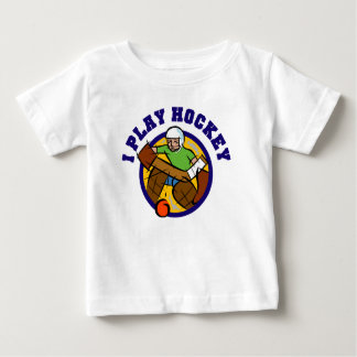 Camisetas y regalos del portero del hockey camisas