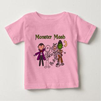Camisetas y regalos del puré del monstruo remera