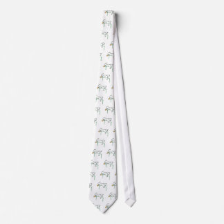 Camisetas y regalos del salto de altura corbatas personalizadas