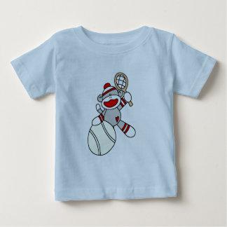 Camisetas y regalos del tenis del mono del remera