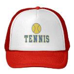 Camisetas y regalos del tenis gorras