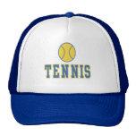 Camisetas y regalos del tenis gorras de camionero