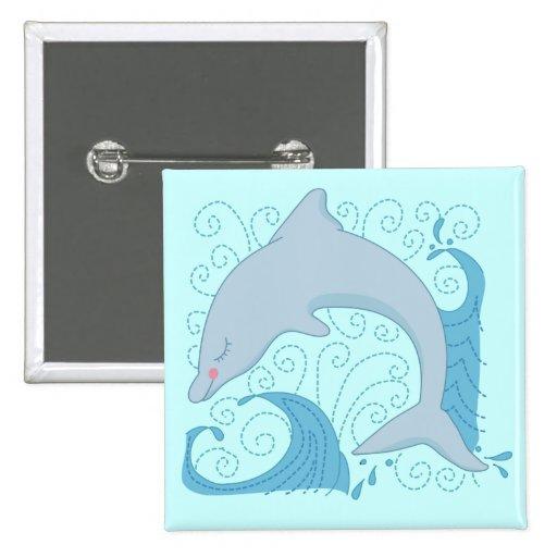 Camisetas y regalos del tirón del delfín pins