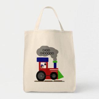 Camisetas y regalos del tren de Choo Choo Bolsa De Mano