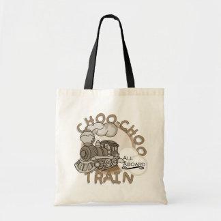 Camisetas y regalos del tren de Choo-Choo Bolsas De Mano