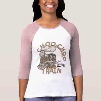 Camisetas y regalos del tren de Choo Choo Remera