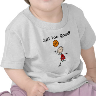 Camisetas y regalos demasiado buenos del baloncest