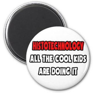 Camisetas y regalos divertidos de Histotechnologis Imán Redondo 5 Cm