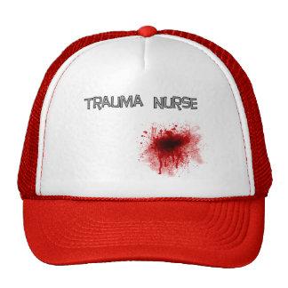 Camisetas y regalos divertidos de la enfermera del gorros bordados