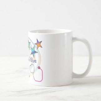 Camisetas y regalos divertidos de la enfermera taza básica blanca