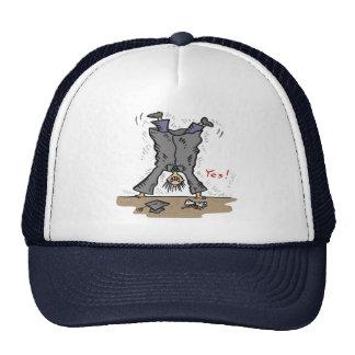 Camisetas y regalos divertidos de la graduación gorras