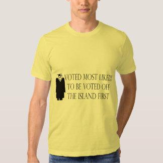 Camisetas y regalos divertidos de la graduación playeras
