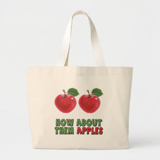 Camisetas y regalos divertidos de las manzanas par bolsa