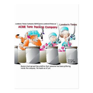 Camisetas y regalos divertidos de las tazas de las tarjeta postal