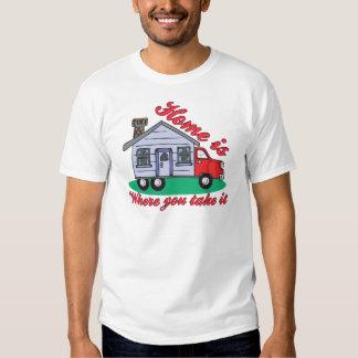 Camisetas y regalos divertidos del parque de remera