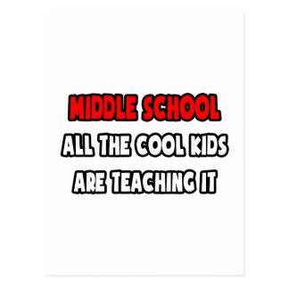 Camisetas y regalos divertidos del profesor de esc postales
