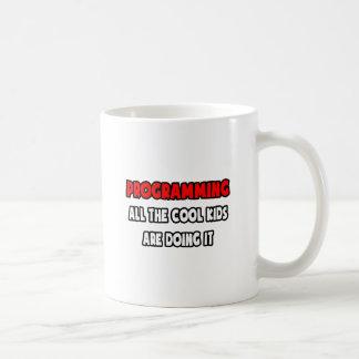 Camisetas y regalos divertidos del programador taza