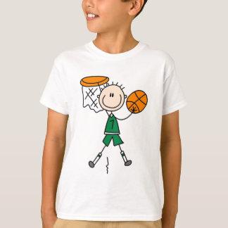 Camisetas y regalos Dunking del baloncesto de los