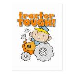 Camisetas y regalos duros del tractor postal