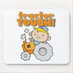 Camisetas y regalos duros del tractor alfombrillas de ratones