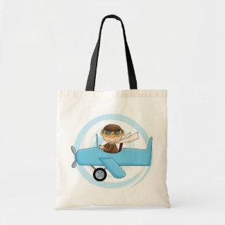 Camisetas y regalos experimentales del muchacho bolsa