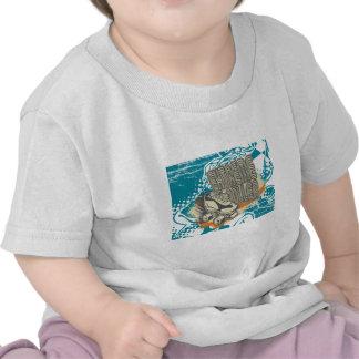 Camisetas y regalos extremos del rodillo