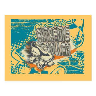 Camisetas y regalos extremos del rodillo postal