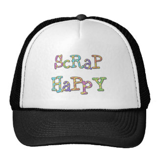 Camisetas y regalos felices del pedazo gorras