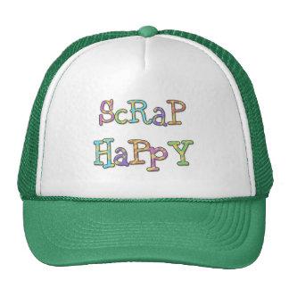 Camisetas y regalos felices del pedazo gorra