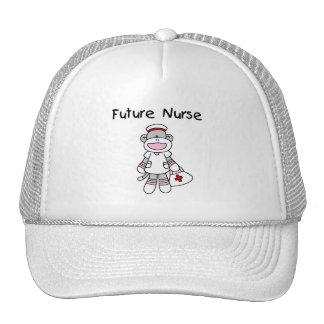 Camisetas y regalos futuros de la enfermera del mo gorra