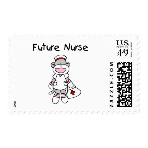 Camisetas y regalos futuros de la enfermera del franqueo