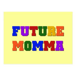 Camisetas y regalos futuros de Momma Postal