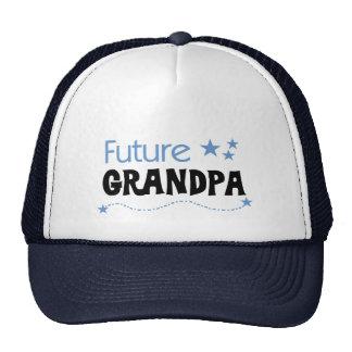 Camisetas y regalos futuros del abuelo gorras
