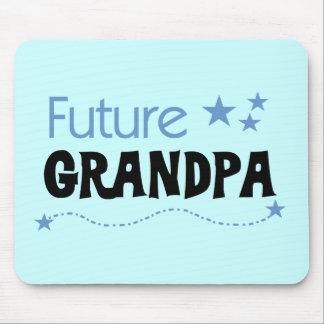 Camisetas y regalos futuros del abuelo mouse pad