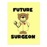 Camisetas y regalos futuros del cirujano postal