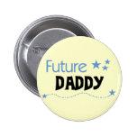 Camisetas y regalos futuros del papá pins