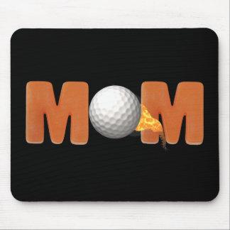 Camisetas y regalos Golfing para la mamá Tapetes De Raton