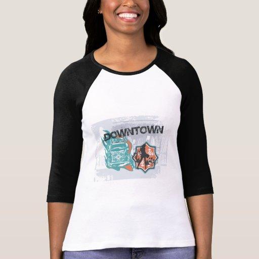 Camisetas y regalos gráficos céntricos