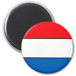 Camisetas y regalos holandeses de la bandera imán de frigorifico