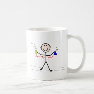 Camisetas y regalos importantes de la química taza de café