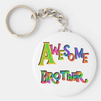 Camisetas y regalos impresionantes de Brother Llaveros Personalizados