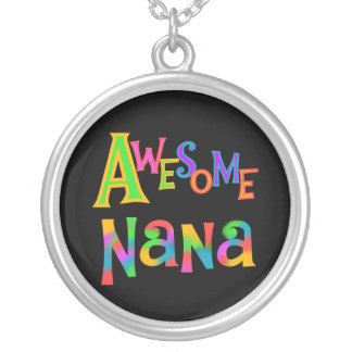 Camisetas y regalos impresionantes de Nana Colgante Redondo