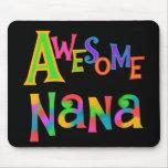 Camisetas y regalos impresionantes de Nana Tapetes De Raton