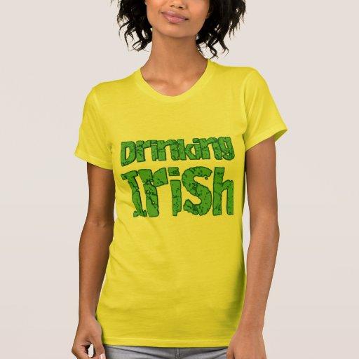 Camisetas y regalos irlandeses de consumición