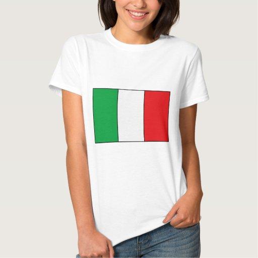 Camisetas y regalos italianos de la bandera